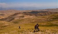 PALESTINE : Le sentier d'Abraham