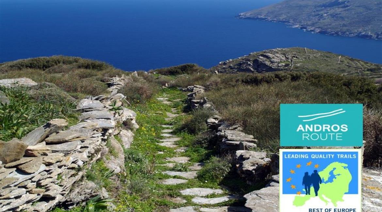 GRÈCE : Des itinéraires de randonnée labellisés