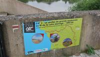 ITINÉRAIRE : Renforcer l'attractivité du GR® 3 La Loire sauvage à pied