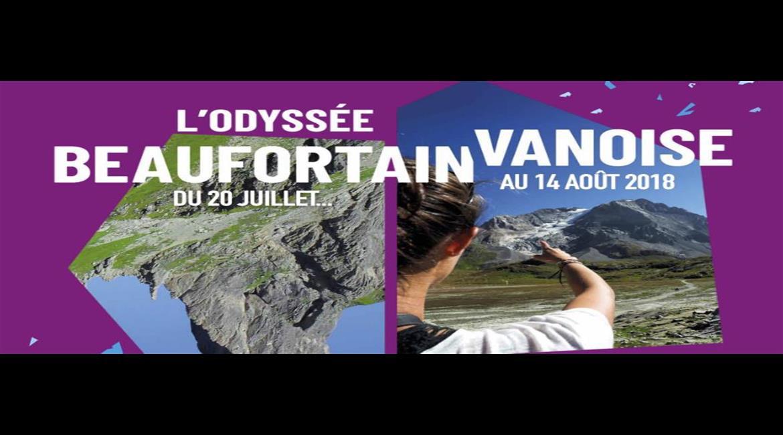 VANOISE / BEAUFORTAIN  : Géofestival®, 5ème éd.