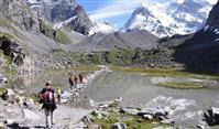 ITINÉRANCE : Des mini-treks  en montagne