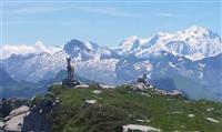 CLIMAT : Quand la montagne s'effondre