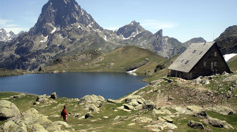 Les refuges du Parc national des Pyrénées ouvriront le 2 juillet