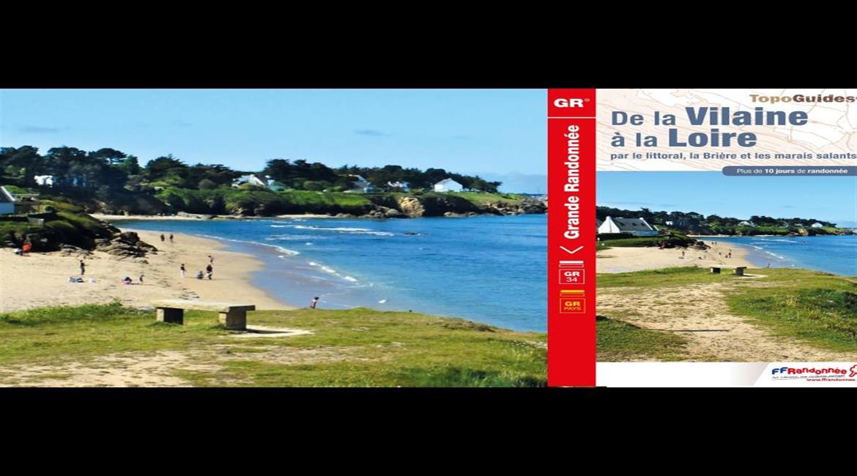 Fermeture du sentier côtier GR® 34 près de Saint-Nazaire (Loire atlantique)