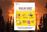 Incendies de forêts… la FFRandonnée joue la vigilance